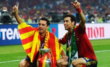Xavi: Italia gjysëm si Barca, gjysëm si Atletico