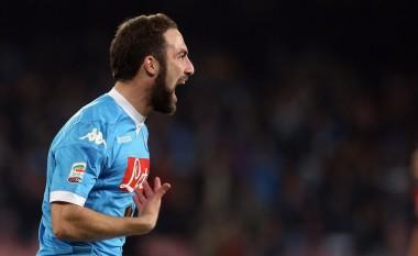 'Çmendet' Juventusi, paguan klauzolën e Higuainit