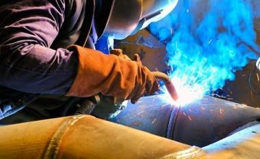 Bie prodhimi industrial i Maqedonisë