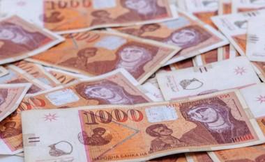Maqedonia edhe një herë do të bëjë shpërndarje të mjeteve të buxhetit