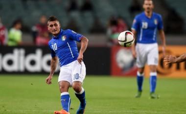 Zyrtare: Verratti mungon në Euro 2016