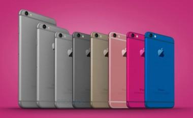 Raport:  iPhone 7 vjen edhe me ekran të lakuar?
