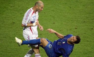 Zidane flet për Materazzin në konferencë për shtyp