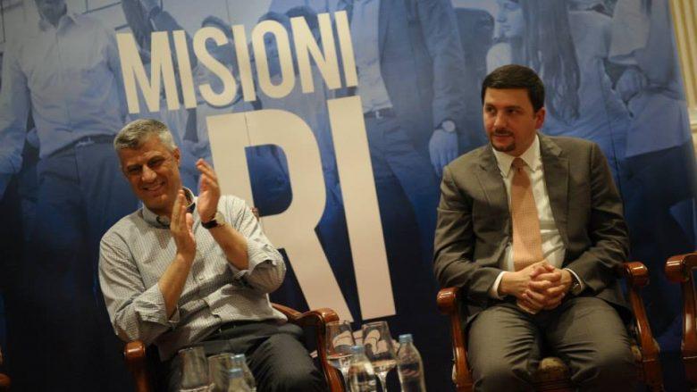 Skandaloze: MBPZHR-ja hap dhe mbyll tenderin brenda ditës për furnizim me fotografi të Thaçit (Dokument)
