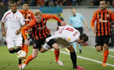 Sevilla barazim të vlefshëm në Ukrainë, finalisti caktohet në Spanjë (Video)