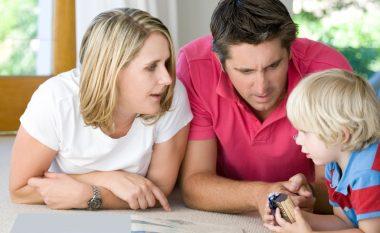 Marrëdhënia midis prindërve dhe mënyra se si kjo ndikon te fëmija