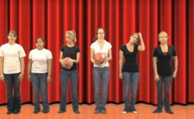 Në këtë video, pak njerëz e dalluan detajin më të rëndësishëm (Video)