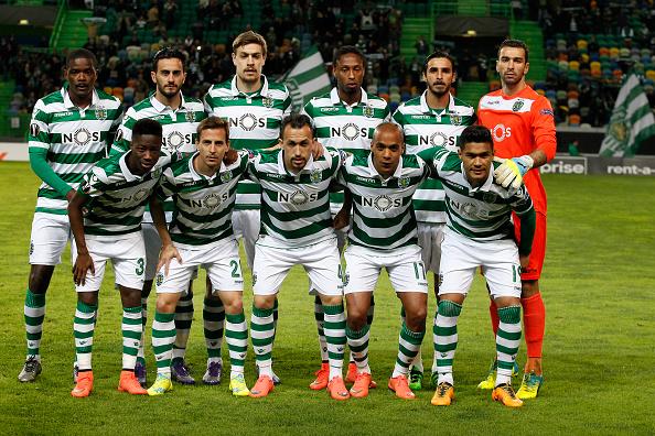 Sporting Lisbon v Bayer Leverkusen - UEFA Europa League Round of 32: First Leg