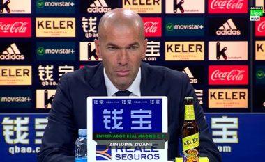 Zidane i lumtur me fitoren, flet edhe për CR7 dhe Benzeman