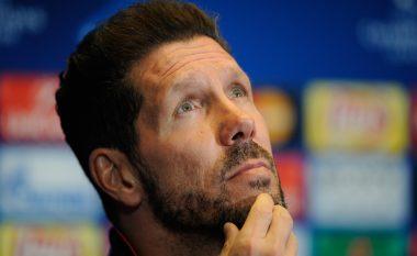 Refuzohet apeli i Atleticos për Simeonen