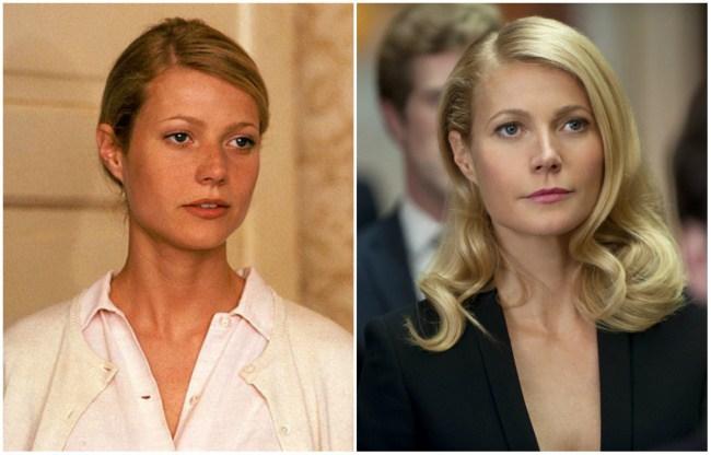 Gwyneth Paltrow, 26 dhe 43 vjeç