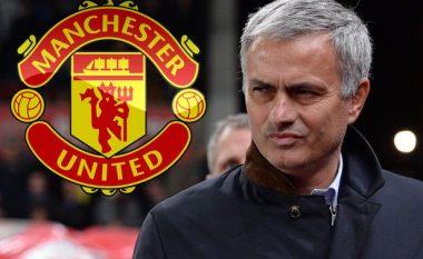 Konfirmohet, Mourinho te Unitedi
