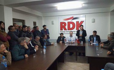 RDK e Fadil Zendelit mbështet protestat e 9 majit