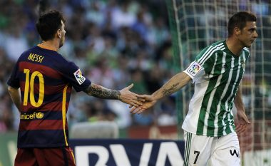 Betis 0-2 Barca: Notat e lojtarëve (Foto)