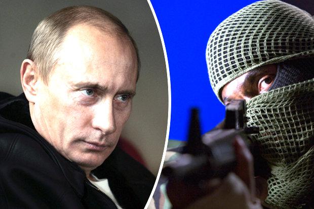 Ushtria sekrete e Putinit 3