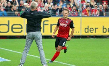Freiburgu i Abrashit rikthehet në Bundesliga