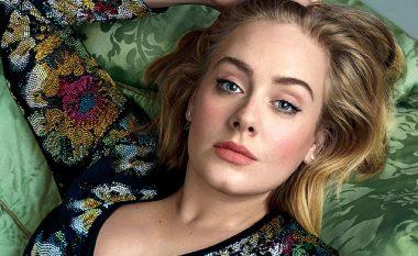 Të gjithë thonë se duhani është i dëmshëm, por Adele mendon ndryshe – ky është arsyetimi i saj (Video)