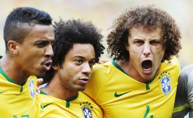 Luiz dhe Marcelo mbeten jashtë Brazilit