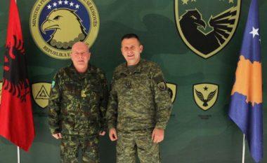 Komandanti i FSK-së nesër viziton Ushtrinë e Shqipërisë