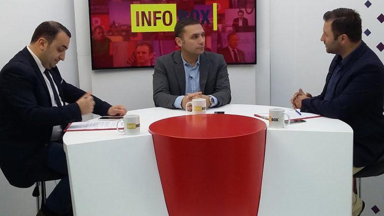Kelmendi: Moment ideal për parti të re në Kosovë ( Video)