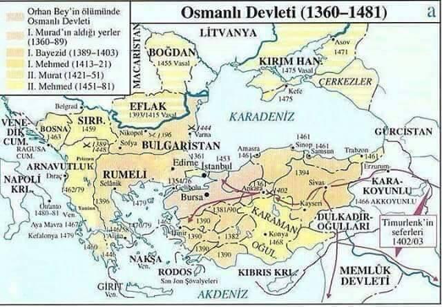 Image result for hartat e ballkanit ne kohen e osmanlive