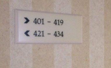 Shumë hotele nuk kanë dhomë me numër 420 - ja arsyeja!