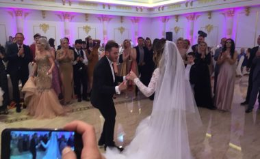 Martesa e Milot Llalloshit, ja si e kalli Afrim Muçiçi mbrëmë