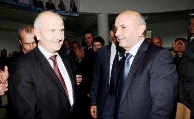 Fatmir Sejdiu e Isa Mustafa nuk ia japin dorën njëri-tjetrit (Video)