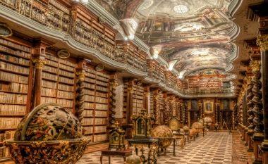 Këto janë 24 bibliotekat më të bukura në botë që ju lënë pa frymë (Foto)