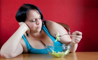 Përse është aq e vështirë të humbim peshën?