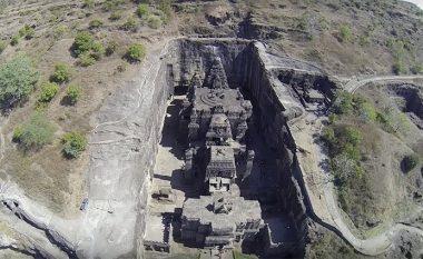 Tempulli 1200 vjeç i ndërtuar nga një shkëmb i vetëm (Foto)