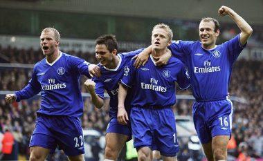 Kjo është skuadra e Chelseat që kishte shkuar në gjysmëfinale me Ranierin si trajner (Foto)