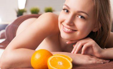 Portokalli për lëkurë të shndritshme dhe të bukur