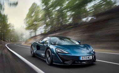 Ky është McLaren 570GT që do të lansohet vitin e ardhshëm (Foto)