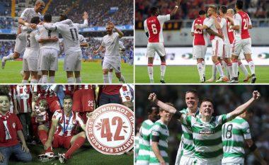 20 skuadra që nuk kanë rënë kurrë nga elita e futbollit (Foto)