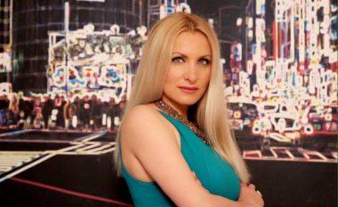 """Mrika Krasniqi nderohet me """"Gruaja e Vitit 2016"""" nga Kongresi Amerikan"""