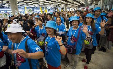 Shefi i dërgon në pushim luksoz 2.500 punëtorët e kompanisë (Foto)