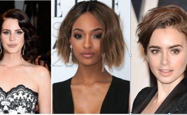 Pesë frizura elegante, të cilat duhet t'i provoni pikërisht tani