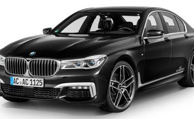 AC Schnitzer paralajmëron paketë të re për BMW Serie 7 (Foto)