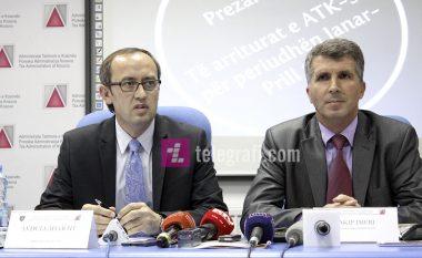 ATK: Për katër muaj mblodhi mbi 132milionë euro