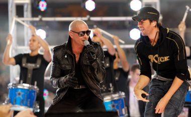Bashkpunimi i Enrique Iglesias dhe Pitbull i dështuar (Video)