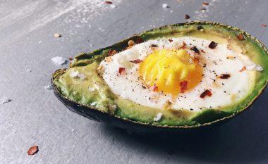 Avokado me vezë