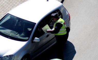 Paradoksale, Policia dënon shoferët për mosrespektim të shenjës që nuk ekziston (Foto)