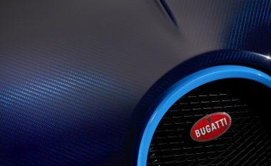 Ky është Bugatti i mahnitshëm që e 'ndryshon' ngjyrën (Video)