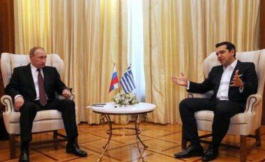 Cipras takohet me Putinin