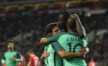 Portugalia dhuron spektakël edhe pa Ronaldon (Video)