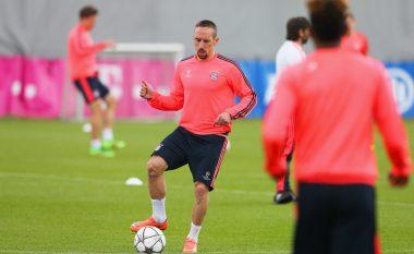 Ribery: Jam riaftësuar, dua të luaj