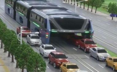 Koncepti futuristik i transportit që do ta ndryshonte rrjedhën e trafikut përgjithmonë (Video)