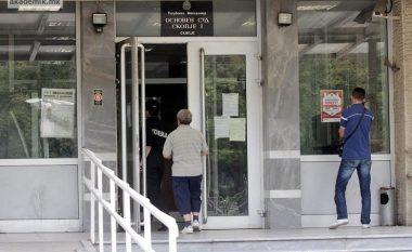 Në Shkup gjykohet edhe një person tjetër, i dyshuar si pjesëmarrës në luftimet në Kumanovë
