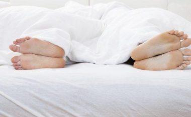 Nuk do të besoni çfarë i ndodh trupit kur ndaloni të bëni seks